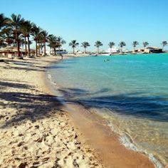 Hurghada beach, Egypt