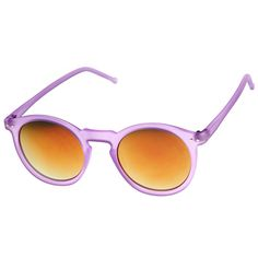 Retro P3 Round Revo Lens Colorful Sunglasses 8932