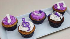Violetta Cupcakes by Violeta Glace