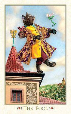 The Baroque Bohemian Cats' Tarot