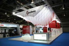 Stands ACCIONA Energía y ACCIONA Windpower « ACCIONA Producciones y Diseño