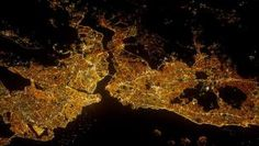 Can You Identify These Cities From Their Light Signatures? - Facts So Romantic - Nautilus