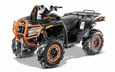 New 2017 Arctic Cat MudPro 1000 Limited EPS ATVs For Sale in Massachusetts. 1000 H2 V-Twin 4-Stroke Engine w/EFI: It loves to run in cold or hot weather. The 1000 H2 is a 951cc, SOHC, liquid-cooled 90° V-Twin with EFI. With features like a high-capacity radiator and thermostatically controlled cooling fan, you can count on EFI for cold weather starts and consistent fuel delivery in higher elevations.