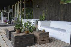 Outdoor Sectional, Sectional Sofa, Outdoor Furniture Sets, Outdoor Decor, Home Decor, Woodwind Instrument, Homemade Home Decor, Modular Sofa, Interior Design