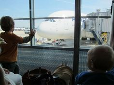 Tips for Air travel with babies