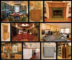 My son-in-law Jerry Beale, makes some great wooden cabinets, fireplace mantels, sink cabinets...unbelievable