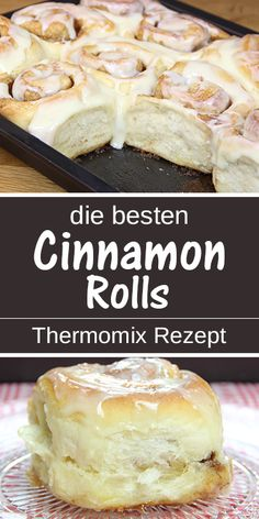 The best cinnamon rolls ever. - These American cinnamon buns . - The best cinnamon rolls ever. – These American cinnamon rolls taste like cinnabon, a dream made o - Cinnabon, Easy Cake Recipes, Dessert Recipes, Cream Cheese Topping, Best Cinnamon Rolls, Food Cakes, The Best, Food Porn, Easy Meals