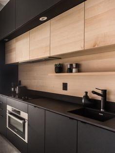 Kitchen Room Design, Kitchen Sets, Modern Kitchen Design, Home Decor Kitchen, Interior Design Kitchen, Modern Kitchen Interiors, Kitchen Trends, Minimalist Kitchen, Küchen Design