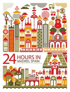 24 hours in madrid by fernando volken togni