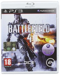 Battlefield 4  playstation 3 PS3   NUOVO !!!