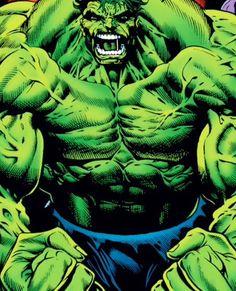 Hulk by Liam Sharp...