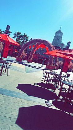 Chinese New Year Garden in Universal Studios