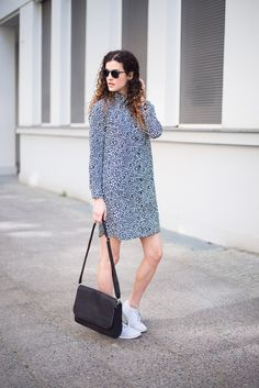 An all fair fashion AND vegan outfit - ethical fashion can be super stylish!