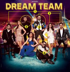 Varun Dhawan on top Alia-Sidharth together a newly single Katrina Kaif here are 5 reasons why the Dream Team poster is CONTROVERSIAL!