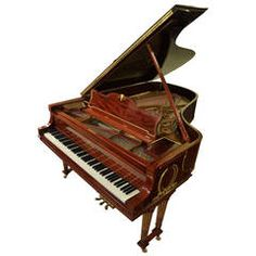 Shop musical instruments and other antique and vintage collectibles from the world's best furniture dealers. Cool Furniture, Modern Furniture, Piano Music, Sheet Music, Music Power, Ghost House, Bronze Floor Lamp, Piano Man, Louis Xiv
