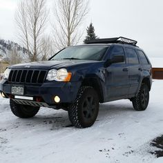Jeep Grand Cherokee WK (2005-2010) as ExPo vehicle - Page 4 - Expedition Portal