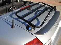 Audi TT Convertible MK1 Luggage Boot Rack ; No Clamps & No Brackets = No Damage  | eBay