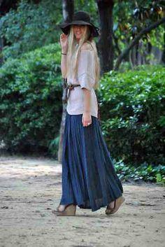 Bohemian Fashion.