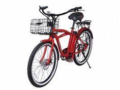 X-Treme Newport Beach Cruiser Electric Bike 300W for sale