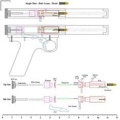 Homebuilt Firearms SSBAP Design