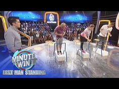 Hole-in-one | Minute To Win It - Last Man Standing - YouTube