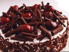 Designer Chocolate Truffle Cakes