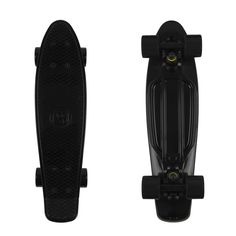 Fishka® Black/Black/Black - Fishskateboards