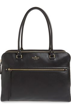 kate spade new york cobble hill kiernan leather tote available at #Nordstrom