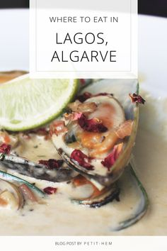 Food recommendations for every foodie traveling to Lagos, Algarve. Restaurants, bbq spots and healthy lunch options. Indian Food Recipes, Asian Recipes, Healthy Recipes, Lisbon Food, Restaurant Indian, Food Spot, Delicious Restaurant, Grilled Meat, Algarve