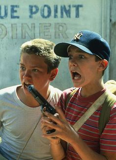 1986 - Stand By Me - River Phoenix, Wil Wheaton