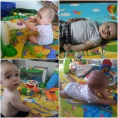 Brincar ajuda no desenvolvimento do bebê, brinque junto e isso ajudará no seu relacionamento com ele.  #Daskom #Alphabet #Parklon #PVC #Idealparatodososmomentos
