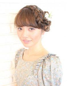 髪型 / ヘアスタイル / アレンジスタイル / hair style