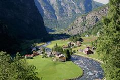 Flam Railway - a pretty amazing train trip