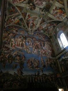 Sistine Chapel By V.Mazzara