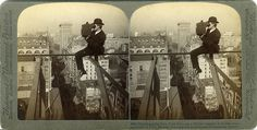 Underwood & Underwood - Photographing New York City, 1905.