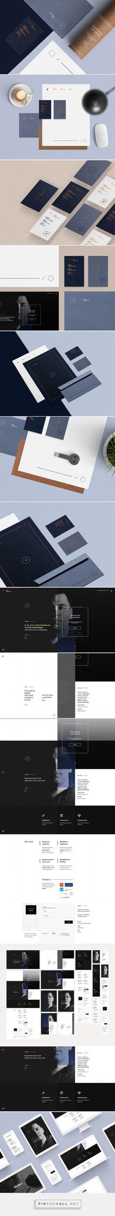 Piotr Muszkiewicz - Personal Branding & Website by Tomasz Mazurczak
