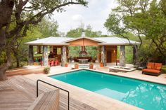 Outdoor Living Paradise by CG