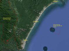 PARANA Parque Nacional Marinho das Ilhas dos Currais - Pesquisa Google