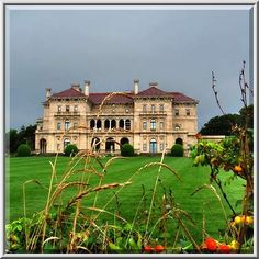 the Mansions and Secret Gardens tour Newport. Rhode Island