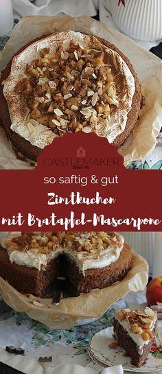 Advent, Desserts, Blog, Mascarpone, Bakken, Powdered Sugar, Fried Apples, Super Simple, Tailgate Desserts