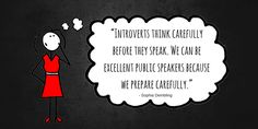 Why introverts make great public speakers