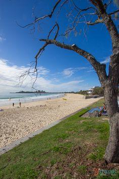 Mooloolaba Beach, Queensland, Australia