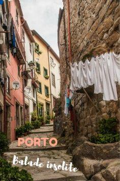 Visitez les quartiers atypiques et insolites de Porto pour découvrir cette ville du Portugal autrement lors de votre voyage.