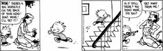 Calvin and Hobbes Comic Strip, August 13, 2014 on GoComics.com