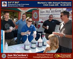10 Best Morton's Gourmet Market 14th Annual Firehouse Chili Cook-Off