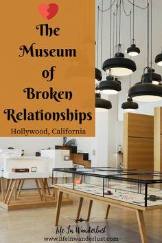 Los Angeles Locals Love: Museum of Broken Relationships