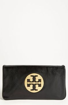 Tory Burch 'Reva' Clutch available at #Nordstrom