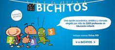 Proyecto Bichitos de la Editorial Casals