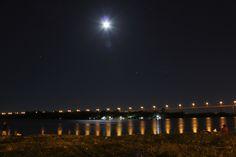 Puente Zárate Brazo Largo.Argentina