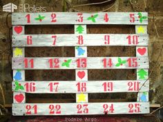 40 Pallet Christmas Trees & Holiday Decorations Ideas Fun Pallet Crafts for Kids